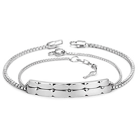 Splash diamond is a couple bracelet [men, women pair price]