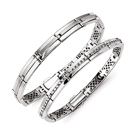 Sparkle diamond is a couple bracelet [men, women pair price]