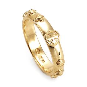 14K / 18K R186 Min Rosary Ring