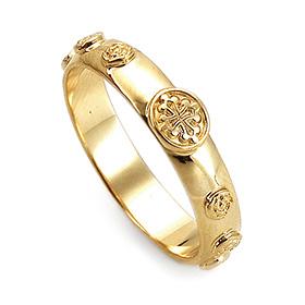 14K / 18K R187 Min Rosary Ring