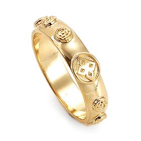 14K / 18K R189 Min Rosary Ring
