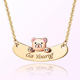 Eau Petit Bear Character