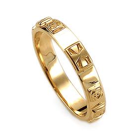 14K / 18K R191 Min Rosary Ring
