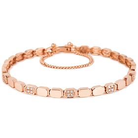 14k / 18k Choco Cube bracelet