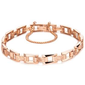 14k / 18k Byzantine bracelet