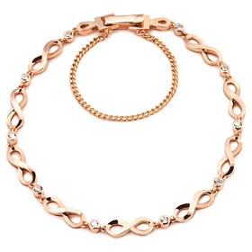 14k / 18k Mobius bracelet [overnightdelivery]
