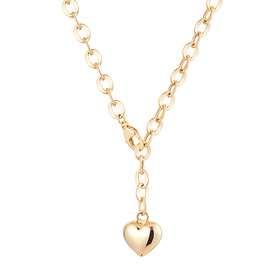 14k / 18k Love Hollow (small) Necklace