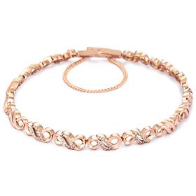 14k / 18k oasis bracelet