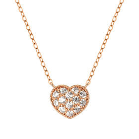 14K / 18K Sweet Love Necklace