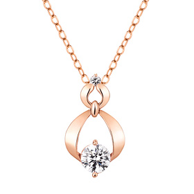 14K / 18K Shine Dress Necklace