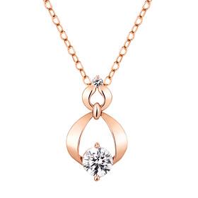14K / 18K Shine Dress Necklace