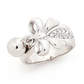 Silver Darin Silver Ring