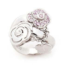 Silver Lavia silver ring