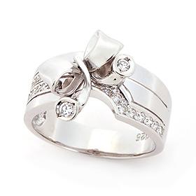 Silver Roti Silver Ring