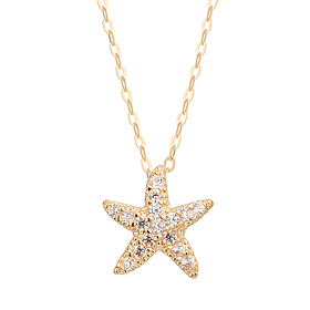 14K / 18K CSTA Necklace [overnightdelivery]