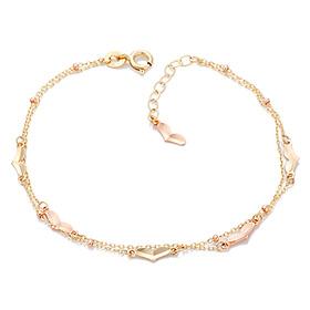 14K / 18K Joy Heart bracelet