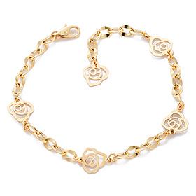 14K / 18K Sexy Rose bracelet [overnightdelivery]