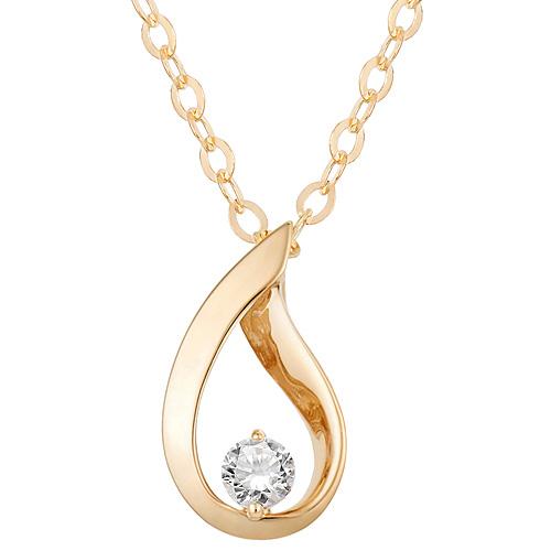 """<b><font color=""""b400b0"""" >[Part 1 Contemporary Emotion]</font></b> <br> 14K18K point polka dot diamond necklace [overnightdelivery]"""