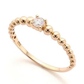 14K / 18K Rico Point Gold Ring