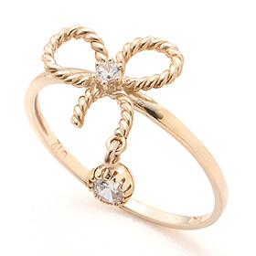 14K / 18K Luna Dream Gold Ring