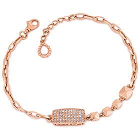 14k / 18k stay bracelet