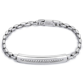 Platinum [Pt950] Royal Watch Platinum Bracelet