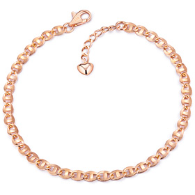 14K / 18K stylish ladder bracelet