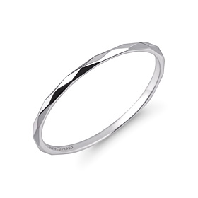 Platinum [Pt950] Shaggy platinum ring