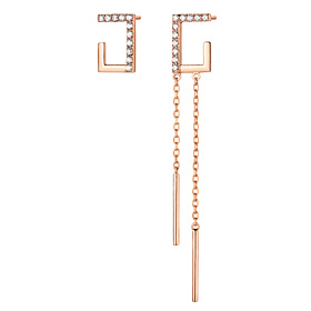 14K / 18K Element Short & Long Earrings