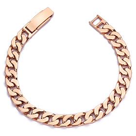 14K / 18K large bracelet [male recommended]