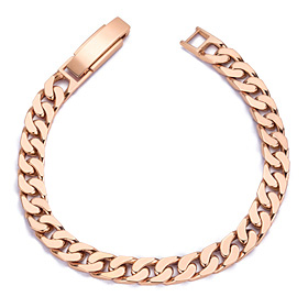 14K / 18K Narrow (small) bracelet [Recommended for women]