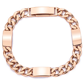 14K / 18K official bracelet [men, women common]