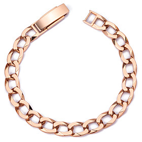 14K / 18K Acid (small) bracelet [Recommended for women]