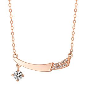 14K / 18K Half Shard Necklace