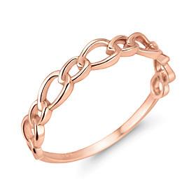 14K / 18K line string ring