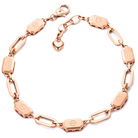14k / 18k Circle Room bracelet