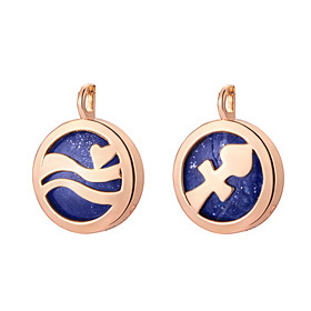 14k / 18k natural Lapis lazuli constellation Pendants purchase only [12 species]