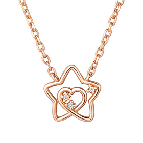 14K / 18K Loving Star Necklace