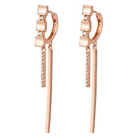 14K / 18K Flanck Long Earrings