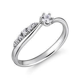 14K / 18K Iris ring