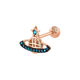 14K Titty Spaceship Piercing