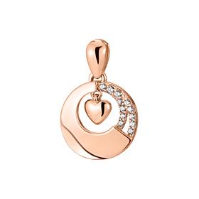14K / 18K Heart Cler Pendants purchase only