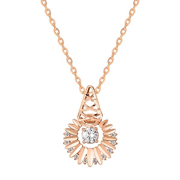14K / 18K Goddess of Sun Pendants purchase only / Necklace