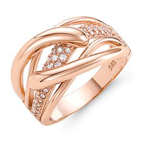 14K / 18K Brilliant ring