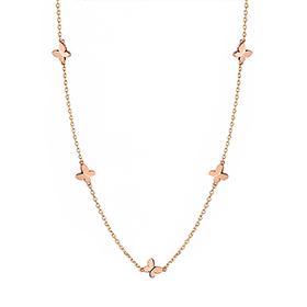 14K / 18K Pre-Butterfly Necklace