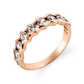 14K / 18K Zenith Shine Ring