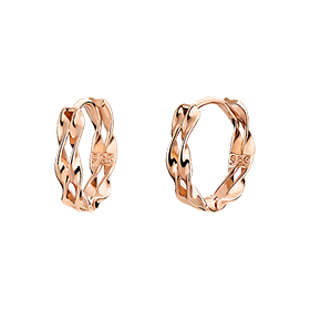 14K / 18K capella ring earrings [2 couples 1]