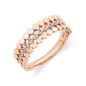 14K / 18K my queen ring