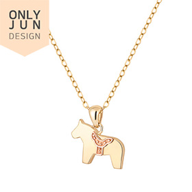 ♣ Dashing ♣ 14K / 18K Dahos Necklace [overnightdelivery]