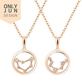 14k / 18k luck constellation Necklace [overnightdelivery]